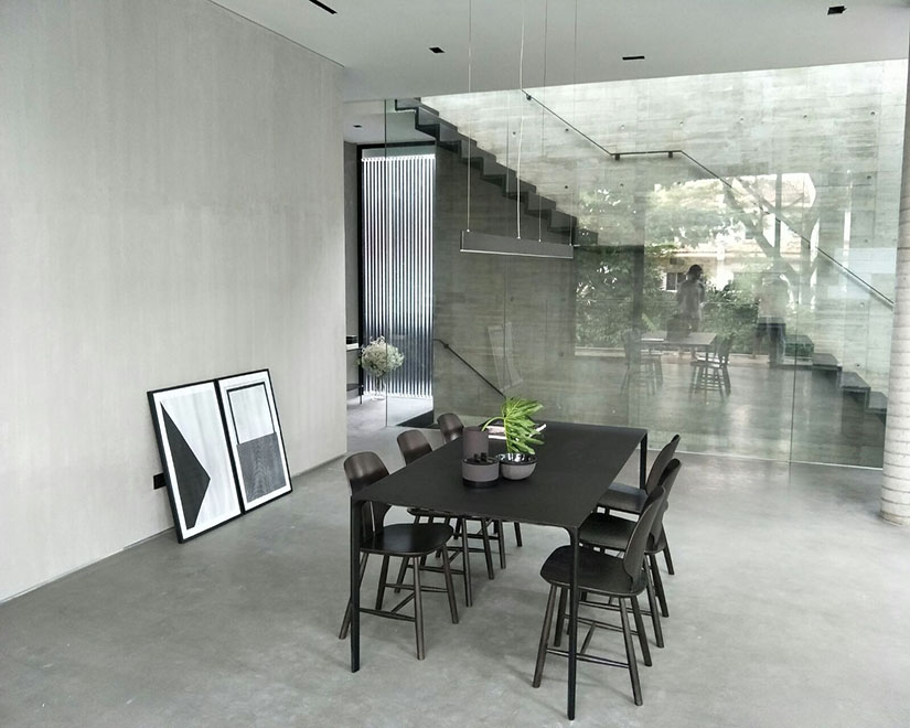 Terrazzo Polished Concrete Floor Finishes
